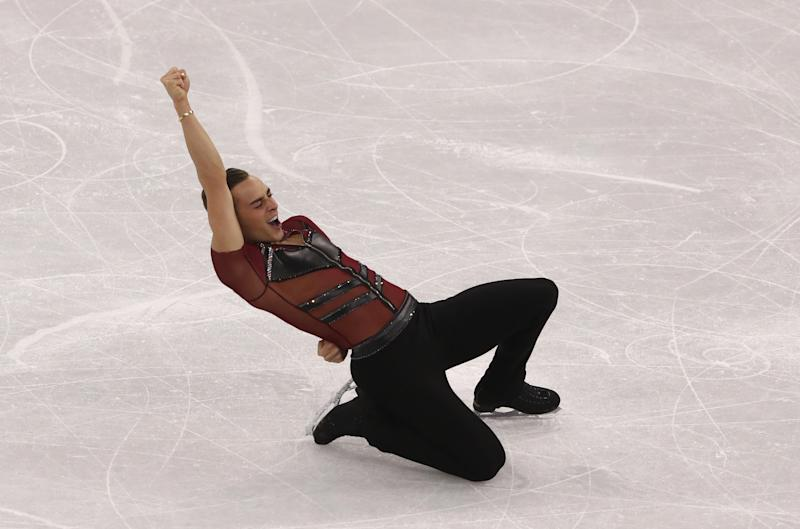 Let This Figure Skater Turned Comedy Writer Guide You Through the Olympics Men's Skating Competition