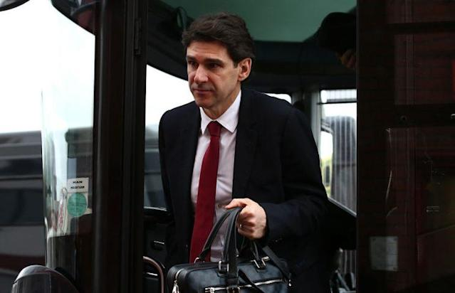 Karanka has been told to pack his bags (credit: Getty)
