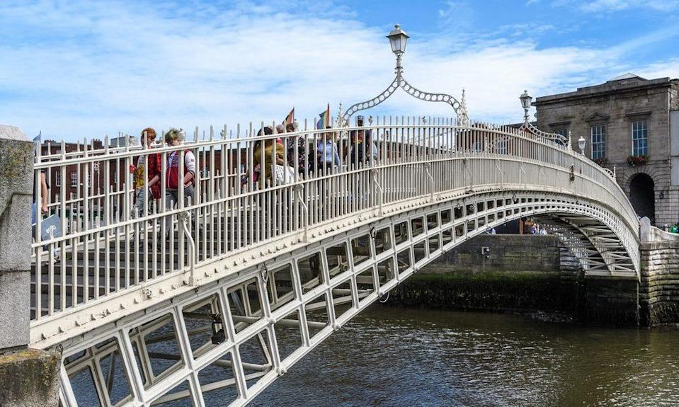 Dublin (Photo by Peter Miller licensed under Creative Commons.