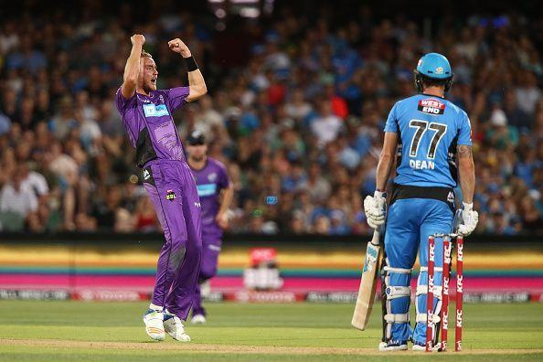 Stuart Broad has played in the Big Bash League