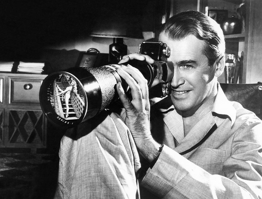 """Rear Window"" (1954): You could basically do a list of psychological thrillers where it was just all Hitchcock. Talk about a dude's bread and butter. But man, was he great at it. However, I sorta feel like ""Rear Window"" is unique — its structure is so simple yet tense — that its influence can be felt in almost all examples of the genre to follow it. Think of any other examples? Share them with AP Movie Critic Christy Lemire through Twitter: http://twitter.com/christylemire And with Craig Zobel on Twitter: http://twitter.com/craigzobel"