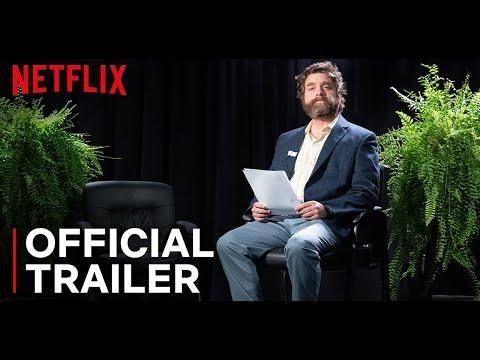 """<p>Zach Galifianakis' offbeat comedy series gets the feature length treatment in this hilarious film, wherein <em>Between Two Ferns</em> goes on a nationwide redemption tour following a disastrous near-death incident with interviewee Matthew McConaughey. Galifianakis' deadpan, painfully awkward shtick is as appealing as ever in this gut-busting road trip comedy.</p><p><a class=""""link rapid-noclick-resp"""" href=""""https://www.netflix.com/title/80243600"""" rel=""""nofollow noopener"""" target=""""_blank"""" data-ylk=""""slk:Watch Now"""">Watch Now</a></p><p><a href=""""https://www.youtube.com/watch?v=OjljgkCQv5c"""" rel=""""nofollow noopener"""" target=""""_blank"""" data-ylk=""""slk:See the original post on Youtube"""" class=""""link rapid-noclick-resp"""">See the original post on Youtube</a></p>"""