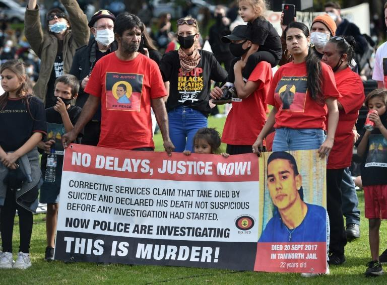 Tane Chatfield's death was officially ruled a suicide last year at a coronial inquest -- but his family say he was killed by the system