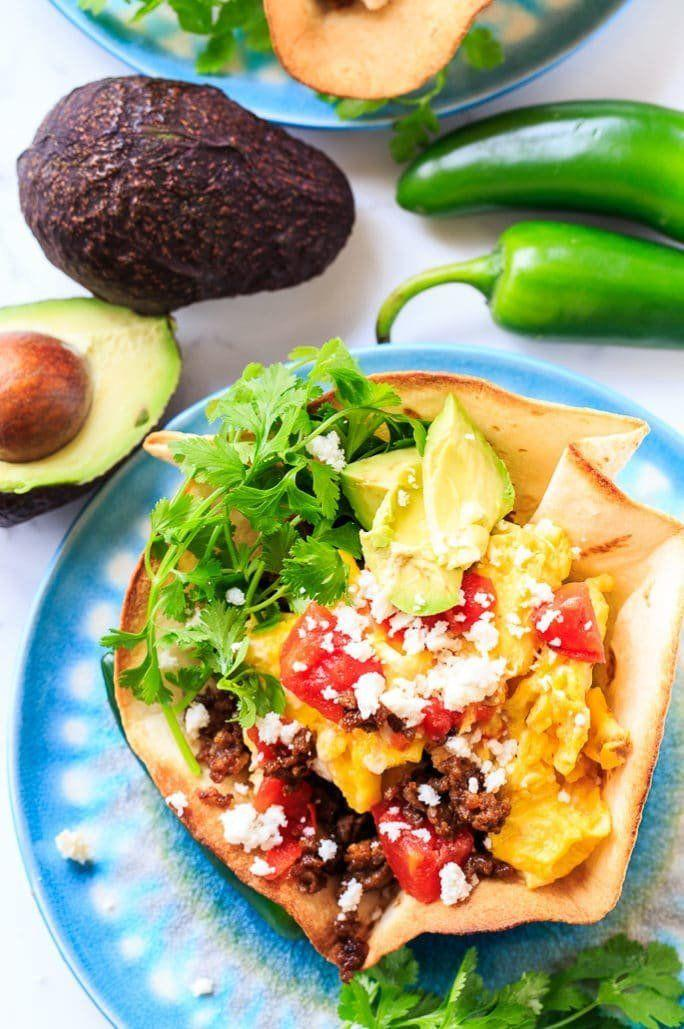 "<strong>Get the <a href=""https://spicysouthernkitchen.com/chorizo-and-eggs-ranchero/"" target=""_blank"">Chorizo And Eggs Ranchero recipe</a>&nbsp;from&nbsp;Spicy Southern Kitchen</strong>"