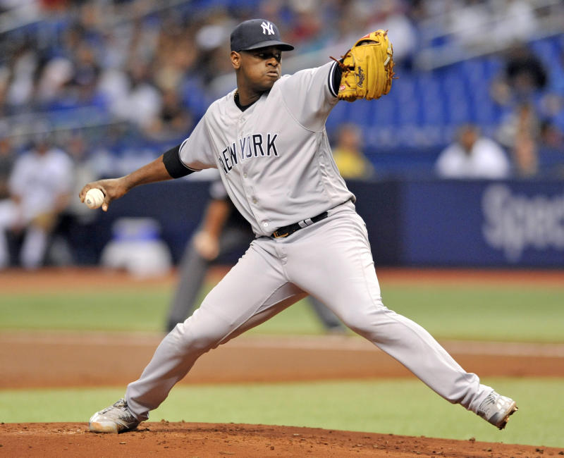 Bring on Boston: Yanks rout A's in wild-card game