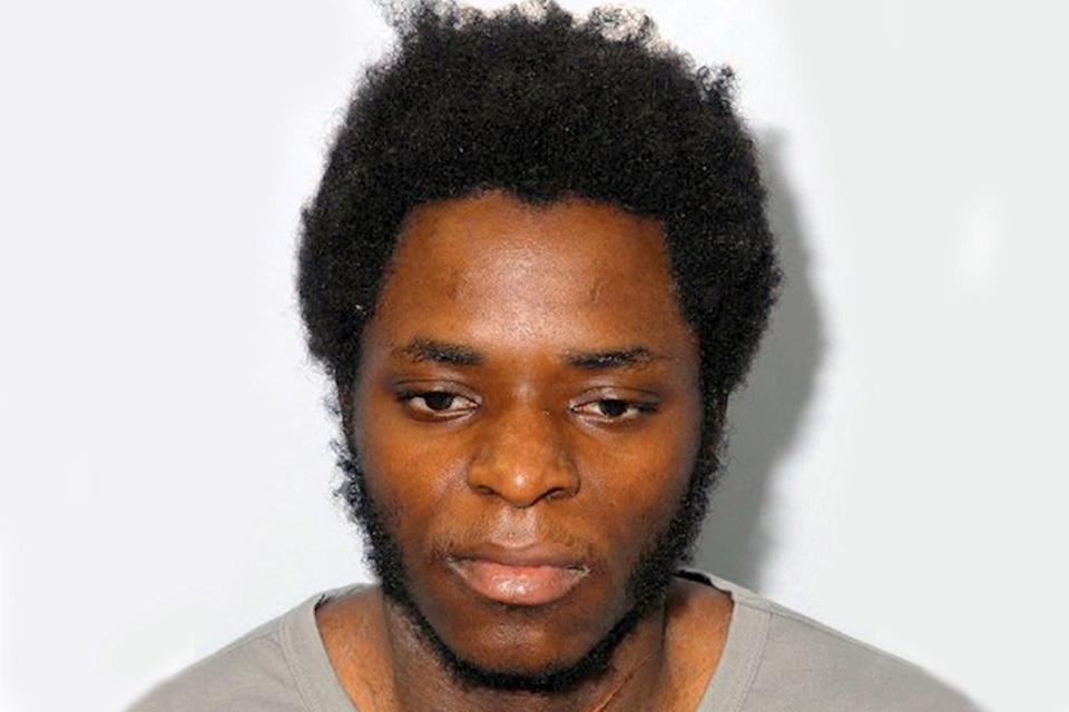 <p>Michael Adebowale is serving a life sentence for murdering Fusilier Rigby in 2013</p> (Metropolitan Police)