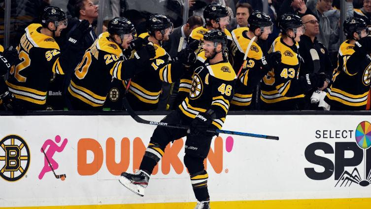 Boston Bruins unveil sharp new alternate jerseys