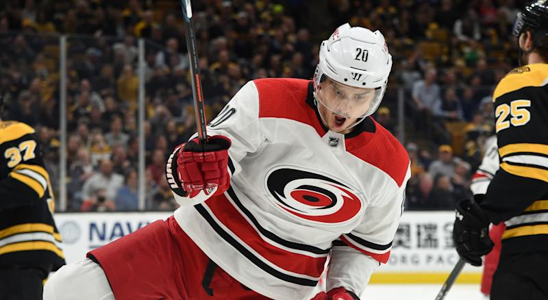 The Montreal Canadiens Offer Sheet Sebastian Aho