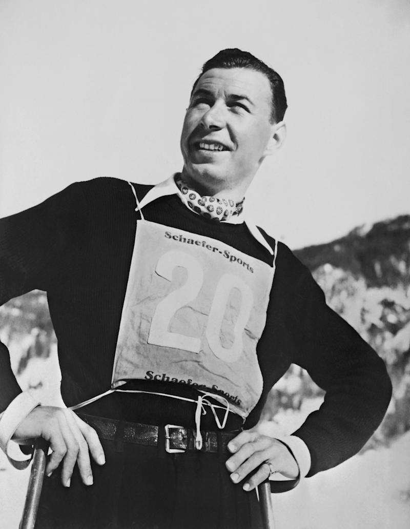 Swiss alpine skiing legend Karl Molitor has died at the age of 94, his family announces