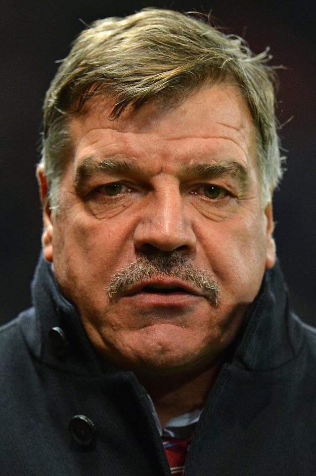 Answer: West Ham manager Sam Allardyce
