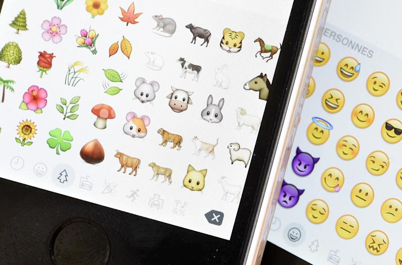 A bearded man, broccoli, and an exploding head are some of the newly approved emojis.
