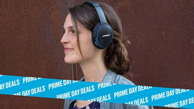 Photo Illustration by Elizabeth Brockway/The Daily Beast * Bose SoundLink Around-Ear Wireless Headphones II, $159 (31% off). * Comes in black or white colorway, up to 15 hours play time, allows multiple connections. * Shop the rest of our other Prime Day deal picks here. Not a Prime member yet? Sign up here.Bose is synonymous with quality audio gear. And when you notice Amazon's dropped 31% off its top-rated SoundLink headphones, you pay attention. The set comes in either black or a striking white-and-beige colorway. More than 2,000 reviewers left the Bose set a 4.3-star average rating and its battery life alone will mean it can be your everyday headphone. | Get it on Amazon >Let Scouted guide you to the best Prime Day deals. Shop Here >Scouted is internet shopping with a pulse. Follow us on Twitter and sign up for our newsletter for even more recommendations and exclusive content. Please note that if you buy something featured in one of our posts, The Daily Beast may collect a share of sales.Read more at The Daily Beast.Got a tip? Send it to The Daily Beast hereGet our top stories in your inbox every day. Sign up now!Daily Beast Membership: Beast Inside goes deeper on the stories that matter to you. Learn more.