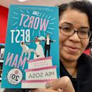 <p>The Afro-Latinx author practiced law for 10 years before becoming a full-time romance author.</p>