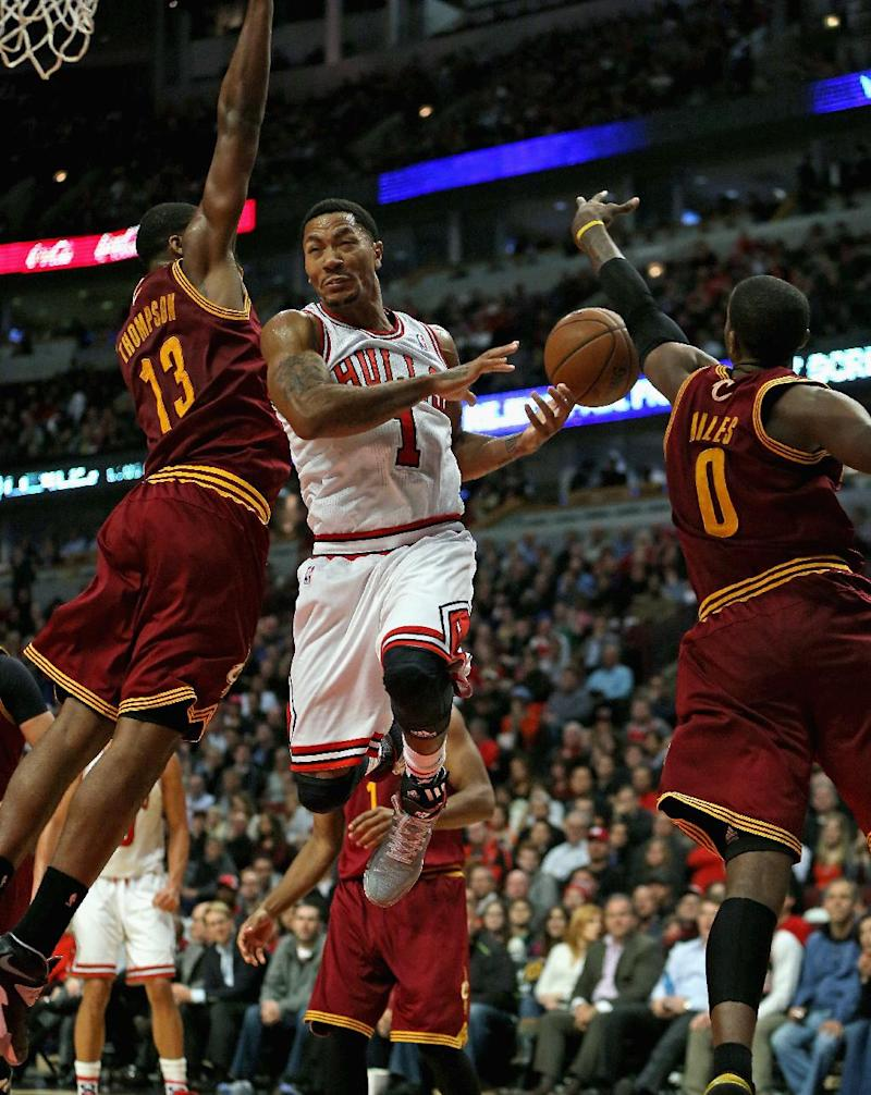 Derrick Rose will start against Pacers