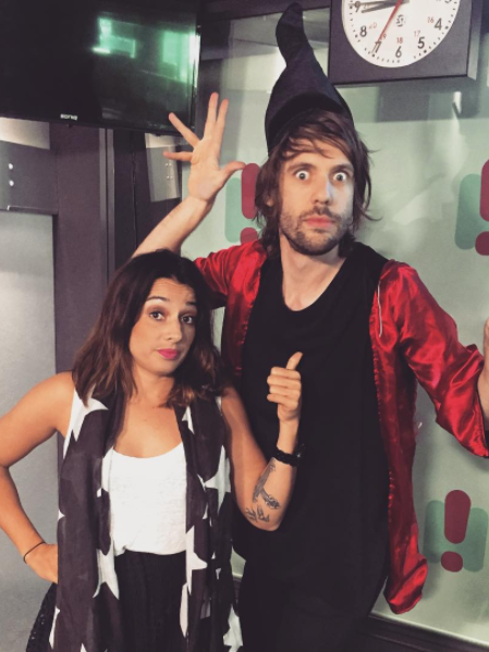 Maz Compton had a four year presenting gig with co-host Dan on 2Day FM. Source: Instagram