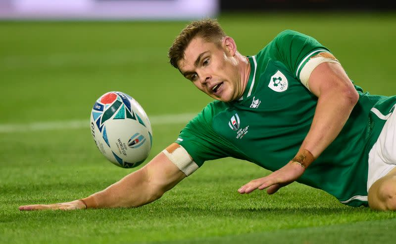 Rugby World Cup 2019 - Pool A - Ireland v Russia