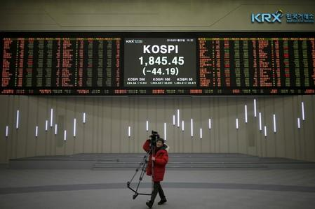 South Korea bourse fines BofA Merrill Lynch over irregular trading