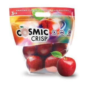 "<p><strong>Cosmic Crisp</strong></p><p>instacart.com</p><p><a href=""https://go.redirectingat.com?id=74968X1596630&url=https%3A%2F%2Fwww.instacart.com%2Fproducts%2F20956506-cosmic-crisp-apples-per-lb&sref=https%3A%2F%2Fwww.goodhousekeeping.com%2Fhealth%2Fdiet-nutrition%2Fg3909%2Fghna-products%2F"" rel=""nofollow noopener"" target=""_blank"" data-ylk=""slk:Shop Now"" class=""link rapid-noclick-resp"">Shop Now</a></p><p>This cross between an Enterprise and Honeycrisp apple took researchers at Washington State University 20 years to develop, and it was totally worth the wait. The <strong>Cosmic Crisp</strong> apple is large, juicy, and simply delicious. We love that it's slow to brown which makes it perfect for snacking, and its natural sweetness is delicious in baked goods. This pick is low-calorie yet nutrient-dense, packed with antioxidants and excellent fiber counts for a nourishing addition to just about any meal or snack.</p>"