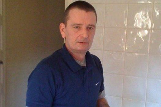 Phil Logan was one of seven who died in the crash (BTP)
