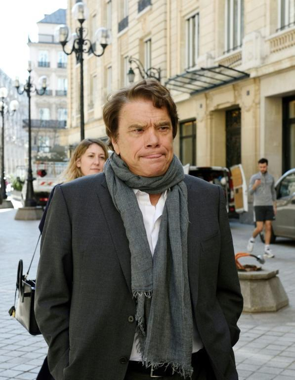 A series of legal troubles cost Bernard Tapie his fortune and several months in prison (AFP/ERIC FEFERBERG)