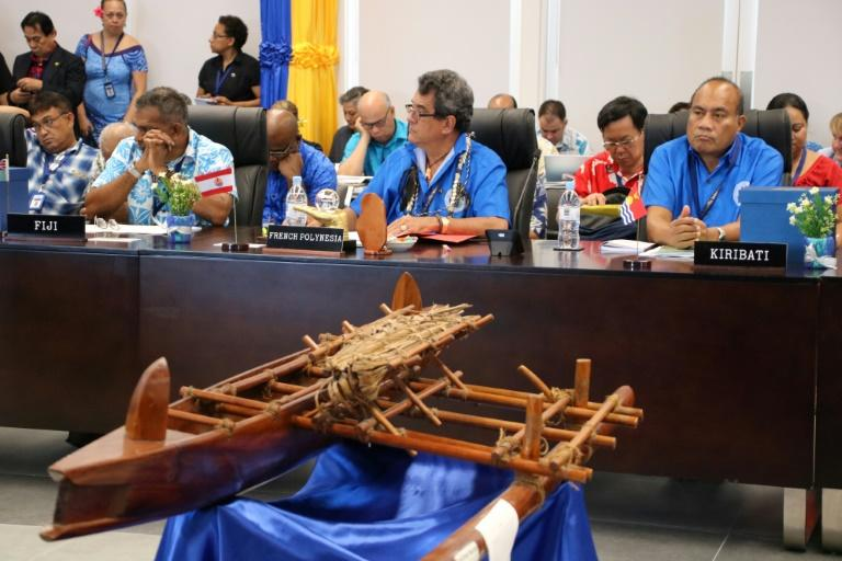 This year's Pacific Islands Forum continues to be one of the most ill-tempered since the organisation was created