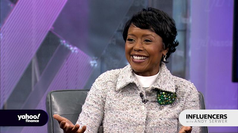 Ariel Investments Co-CEO Mellody Hobson appears on Influencers with Andy Serwer.