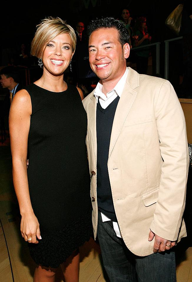 "Kate and Jon Gosselin got a small taste of fame thanks to their reality show on TLC, which followed them around as they tried to juggle taking care of their eight kids. Unfortunately, as soon as their marriage started to unravel in May, their popularity soared and they found themselves on the cover of every tabloid magazine. Amy Sussman/<a href=""http://www.wireimage.com"" target=""new"">WireImage.com</a> - April 2, 2009"