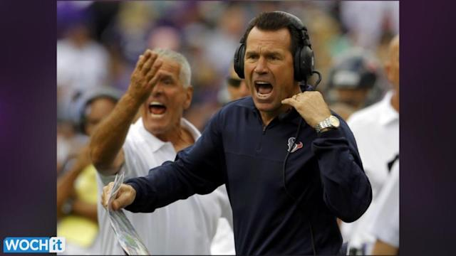 Kubiak visits team, 4 days after mini-stroke