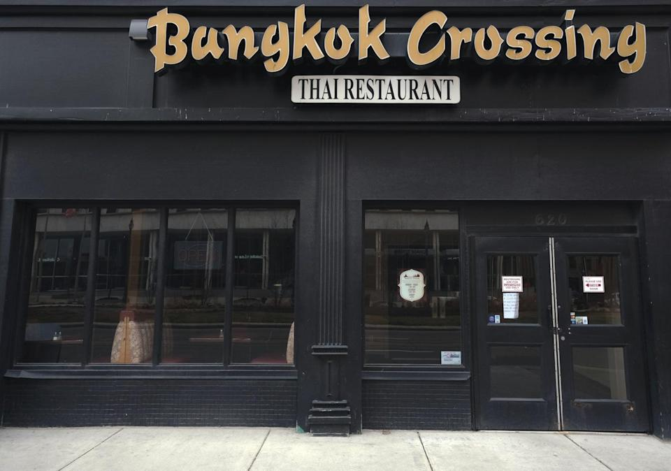 <p>The state's stay-at-home order is in place through May 28, though some areas of the state have been allowed to reopen restaurants at a reduced capacity already.</p>