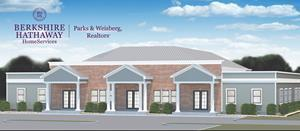 New Headquarters of Berkshire Hathaway HomeServices Parks & Weisberg Dedication on Oct 1.
