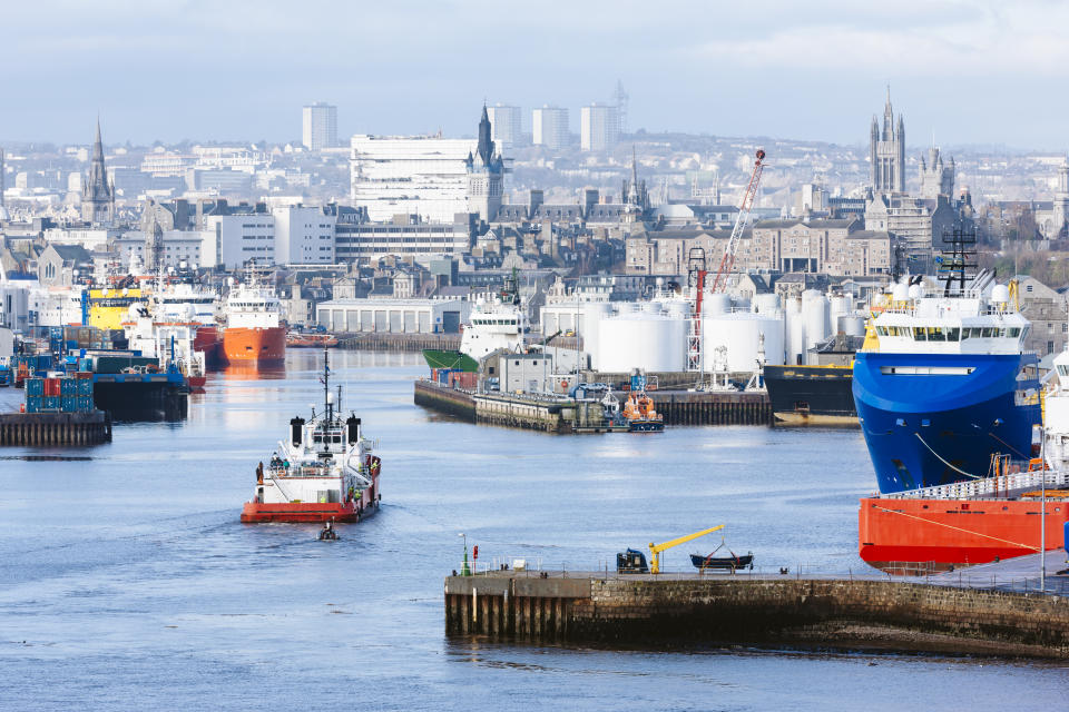 Aberdeen was the fourth most financially resilient city in the UK in 2020. Photo: Getty Images