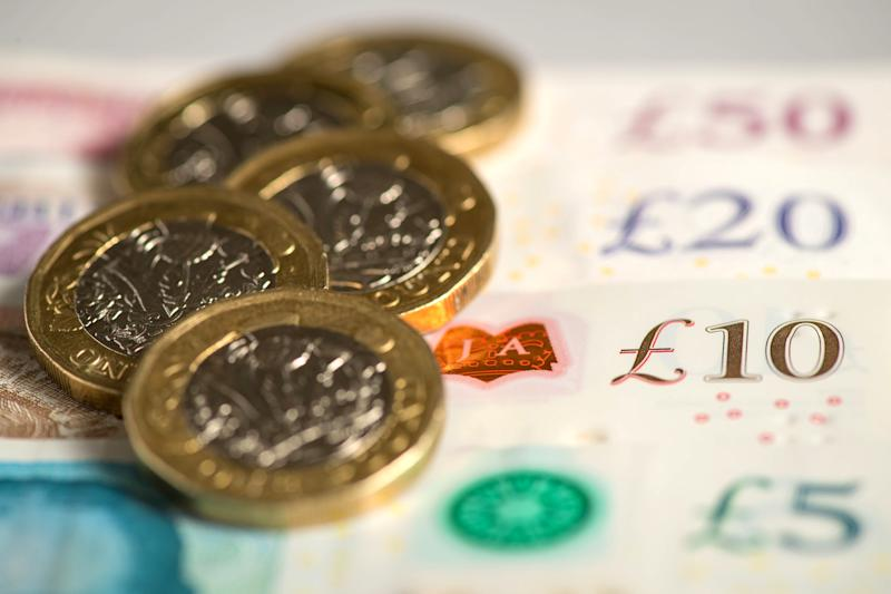 Undated file photo of money. Bosses who fail to pay the minimum wage should face harsher punishments in a bid to stop a quarter of low-earners from being underpaid, according to a new report.