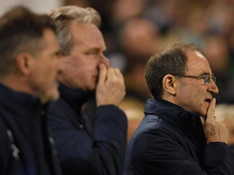 O'Neill's team are well poised (Getty)