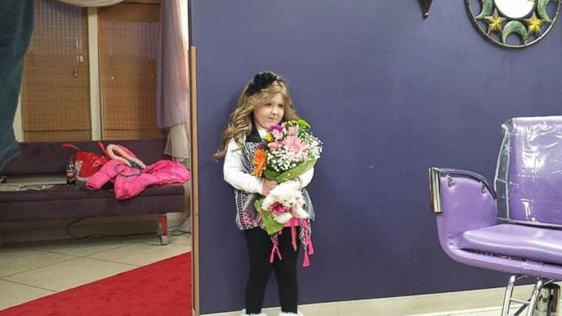 Iowa Spa 'Makeover' Lifts This 4-Year-Old Cancer Patient