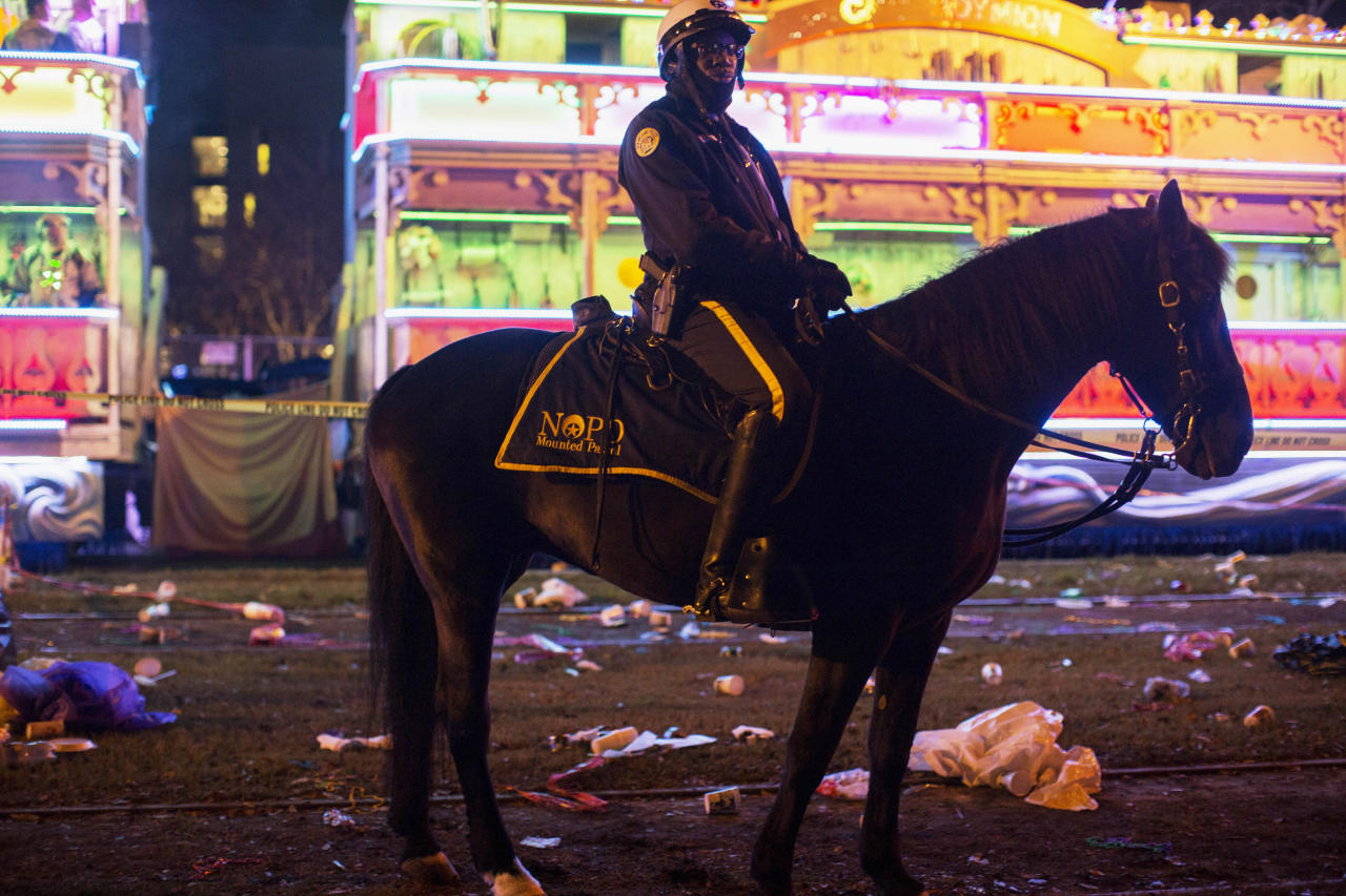 City: 2nd person in days struck, killed by Mardi Gras float