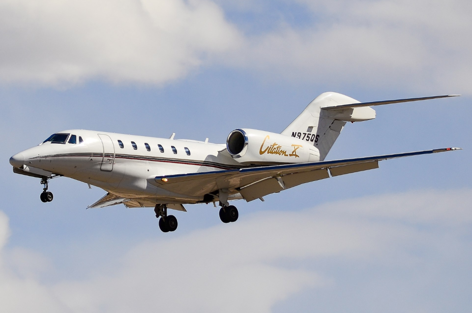"""<p>The first example of Cessna's newly-designed business jet was <a href=""""https://robbreport.com/motors/aviation/lists/most-important-business-aircraft-100-years-2941326/cessna-x-1996/"""" rel=""""nofollow noopener"""" target=""""_blank"""" data-ylk=""""slk:delivered to golf legend Arnold Palmer"""" class=""""link rapid-noclick-resp"""">delivered to golf legend Arnold Palmer</a>. Considered one of the top """"biz jets"""" of the era, Citation X aircraft <a href=""""https://community.infiniteflight.com/t/cessna-citation-x-rework/264451"""" rel=""""nofollow noopener"""" target=""""_blank"""" data-ylk=""""slk:transport executives"""" class=""""link rapid-noclick-resp"""">transport executives</a> from Target, General Motors, and Honeywell, are part of the Netjets's massive fleet, and have been owned by the likes of Sydney Pollack, Steve Fossett, and Donald Trump. </p>"""
