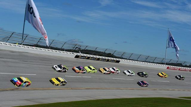 Cup and Xfinity teams will each take part in two practice sessions today.