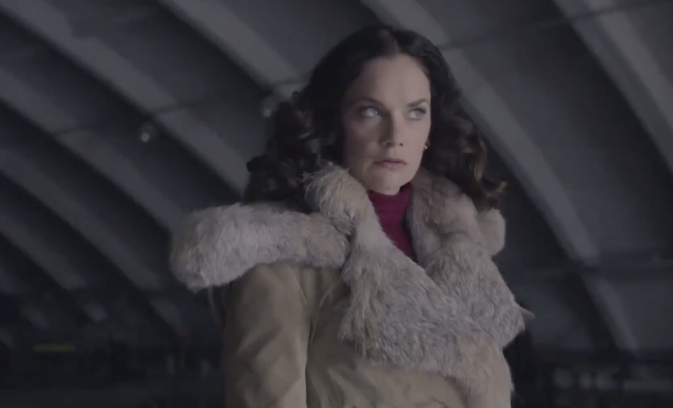 Ruth Wilson as Marisa Coulter in <i>His Dark Materials</i> (BBC)