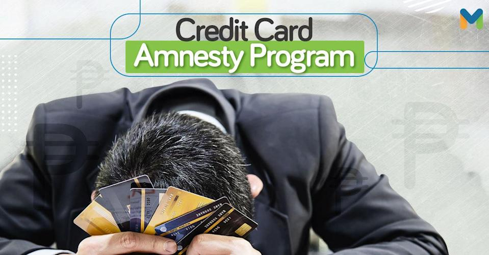 Credit Card Amnesty Program in the Philippines