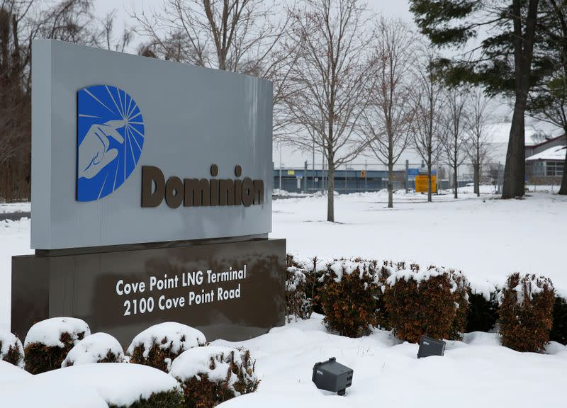 Buffett's Berkshire to buy Dominion Energy gas assets for $4 billion