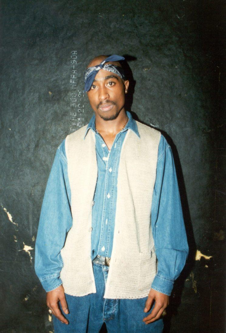 tupac memorabilia has the potential to bring in big bucks photo getty images