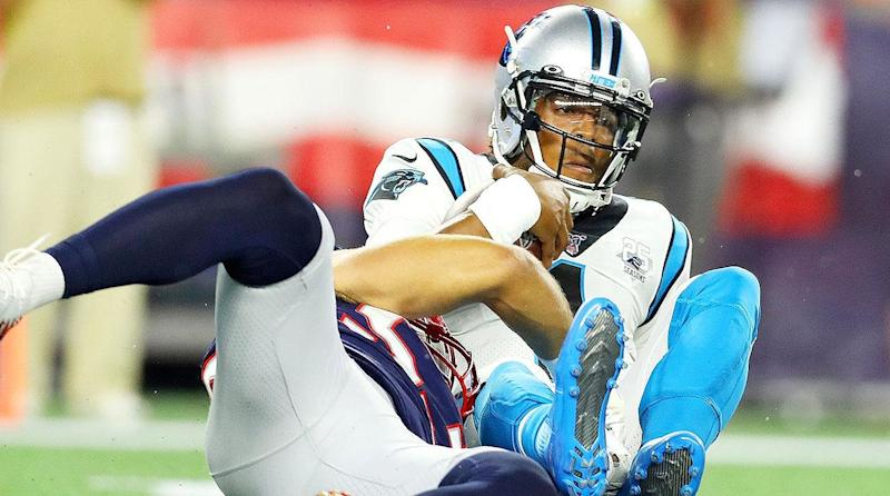 Cam Newton's Foot Injury, a Shortened Field in Canada and More: NFL Preseason Week 3