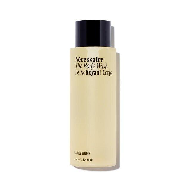mood-lifting-beauty-products-Necessaire The Body Wash in Sandalwood