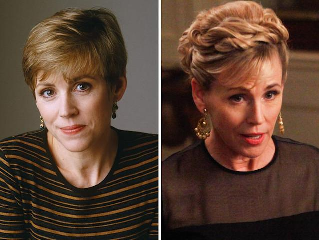 "Hey, is that Angela Chase's mom? It is! Bess Armstrong played mother to Claire Danes on ABC's short-lived teen drama ""My So-Called Life,"" and it was a nice surprise to see her in Season 5 of ""Mad Men"" as Jane's psychiatrist, who famously dosed Roger and Jane with LSD."