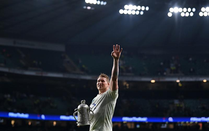 Dylan Hartley - Credit: Getty Images