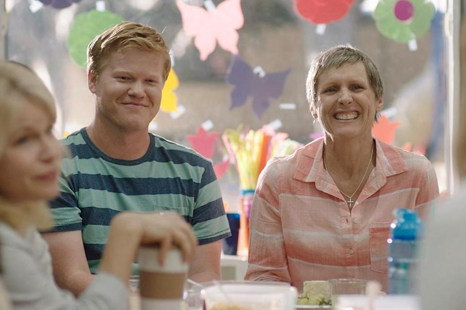 <p>Chris Kelly's semi-autobiographical dramedy is a somewhat formulaic American indie, but Shannon's performance as a strong-willed mother being reduced to a shadow of her former self by disease is at once funny, heartbreaking, and altogether exceptional. (Photo: Netflix) </p>