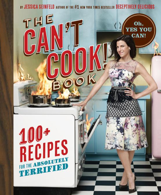 Seinfeld has help for cooking-phobic with 3rd book
