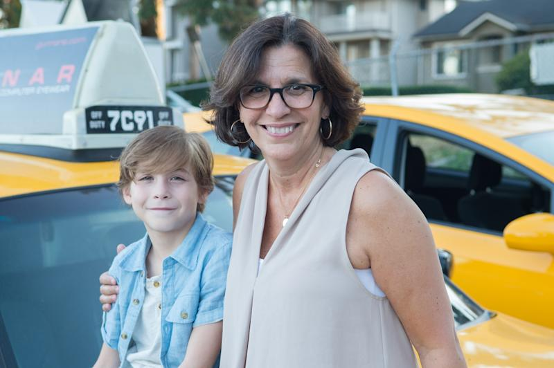 Jacob Tremblay and R.J. Palacio