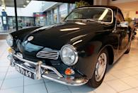 <p>The Karmann Ghia was a surprisingly popular experiment for VW. The sporty coupe was built largely from the existing Beetle model, but featured bodywork by Italian designer Ghia and German coachbuilder Karmann.</p>