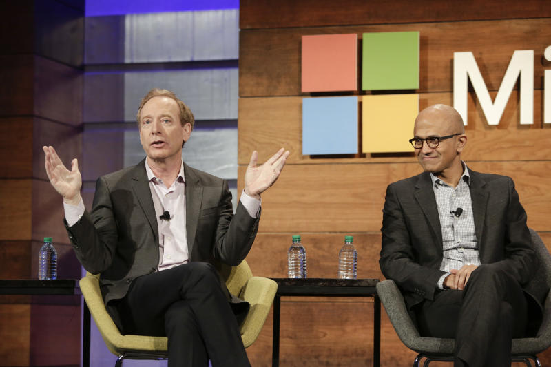 Microsoft Pushes for 'Urgent' Action to Save DACA